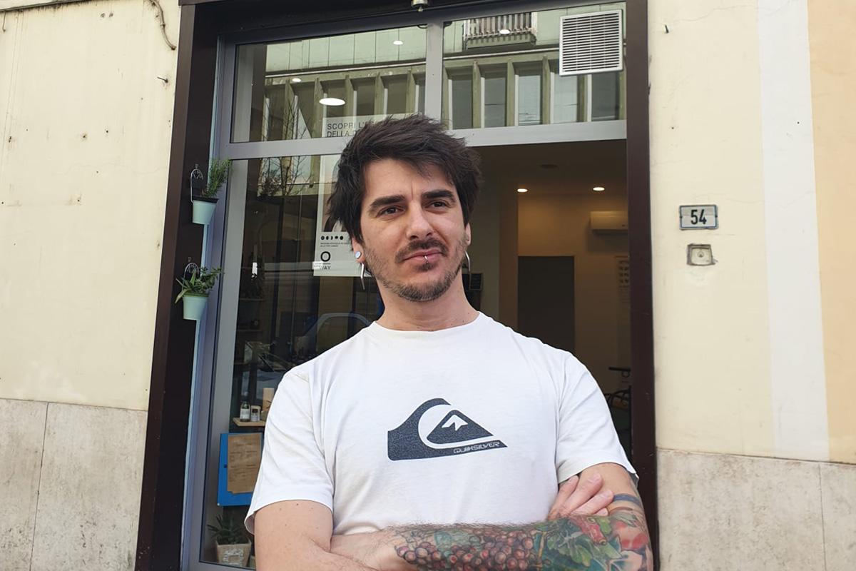 Casalvieri Nicola - Hairdresser
