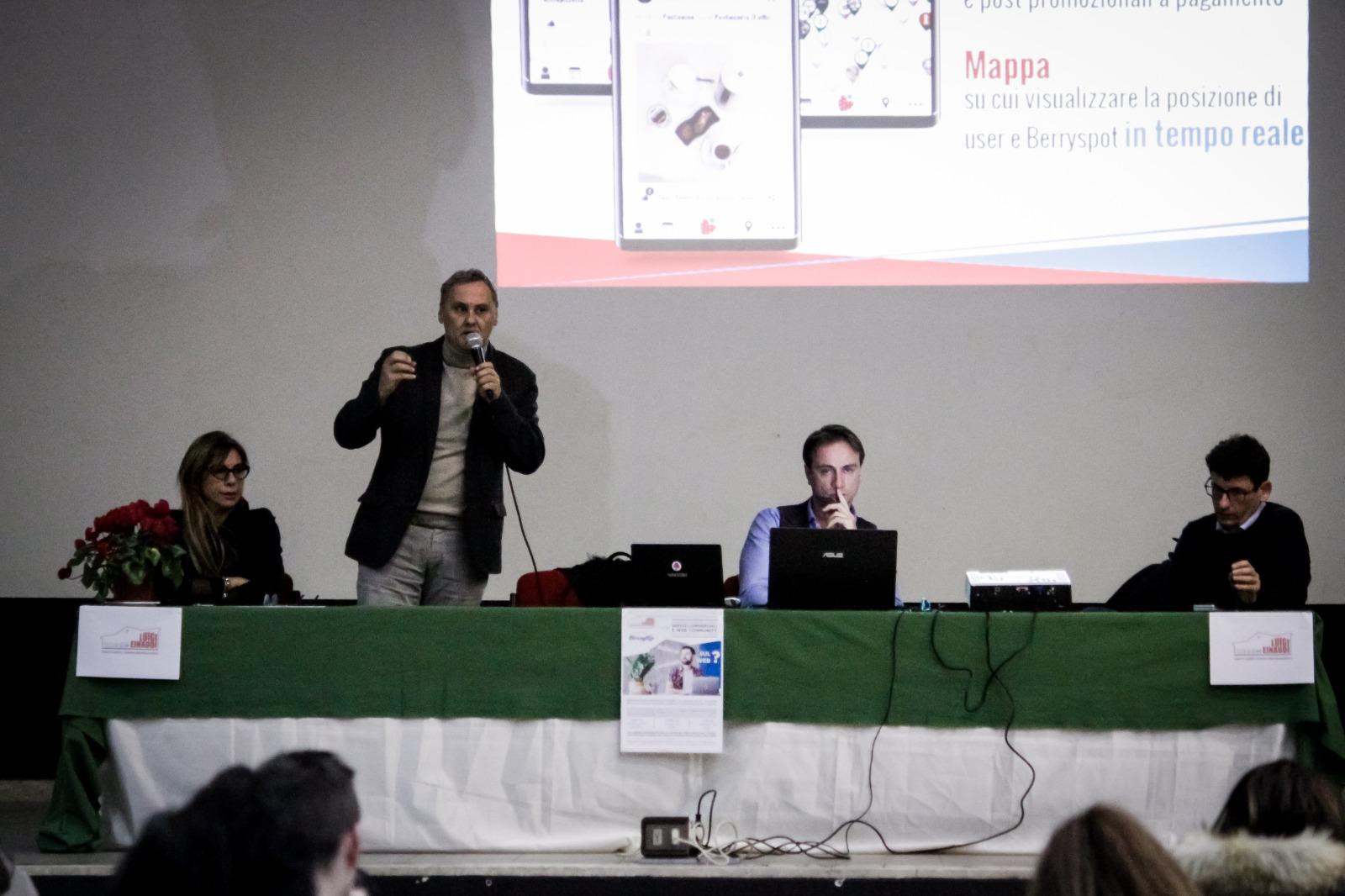Latina24Ore.it - Web e start up, all'Einaudi